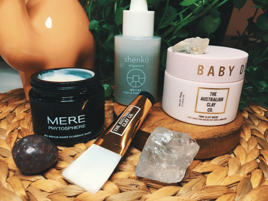 mineral rich beauty products