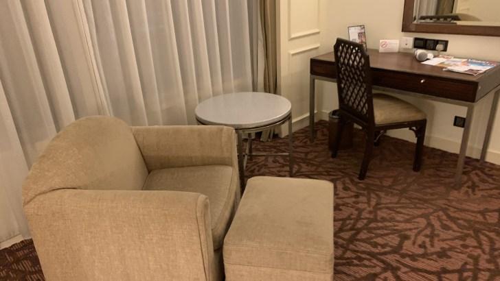 イスタナホテルクアラルンプール-お部屋2