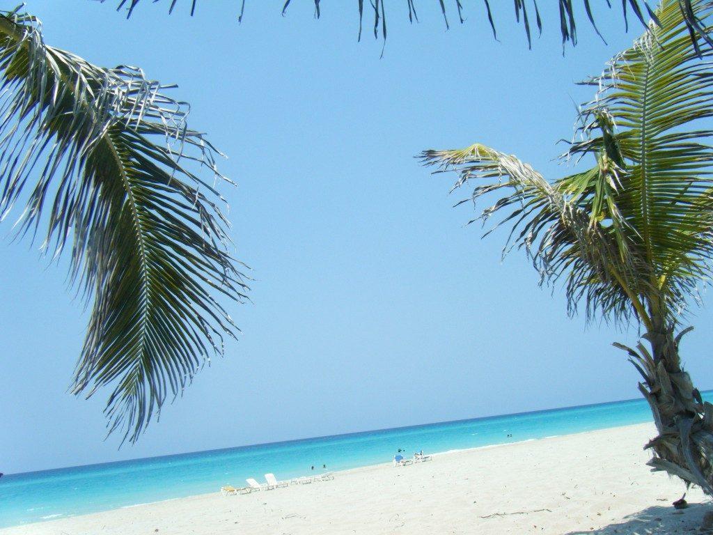 La-plage-de-Varadero