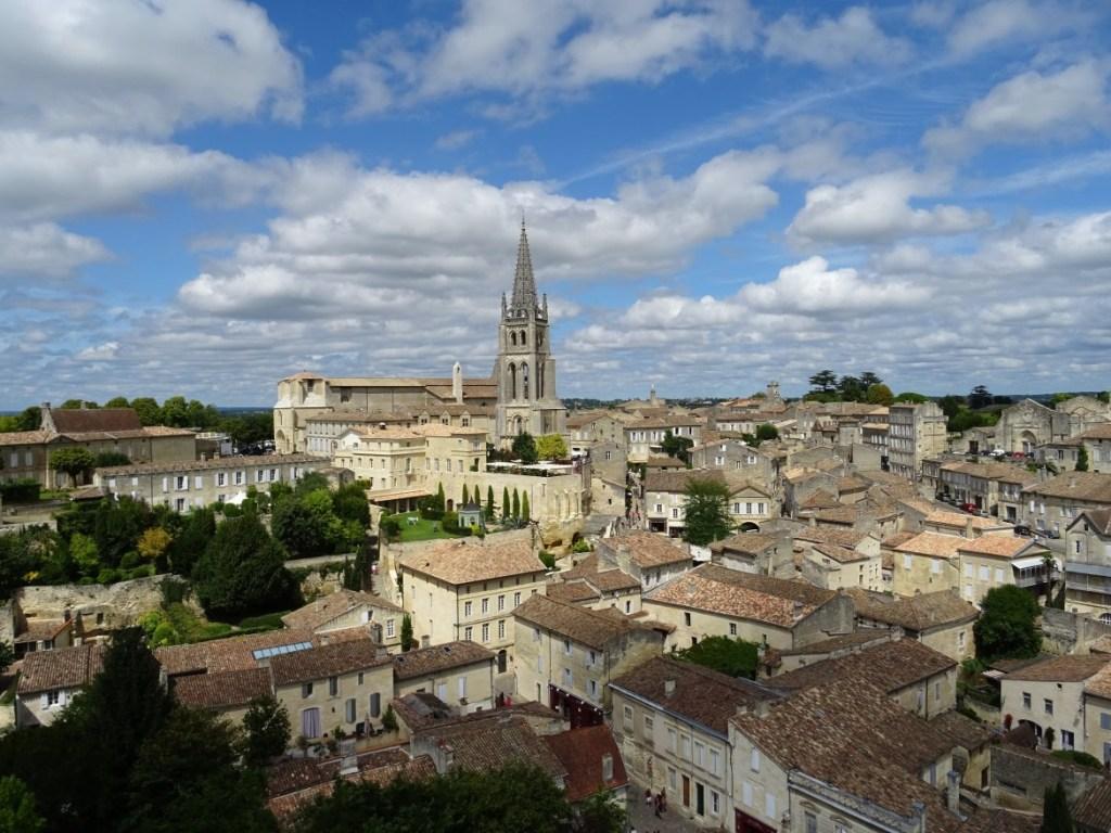 village de Saint Emilion