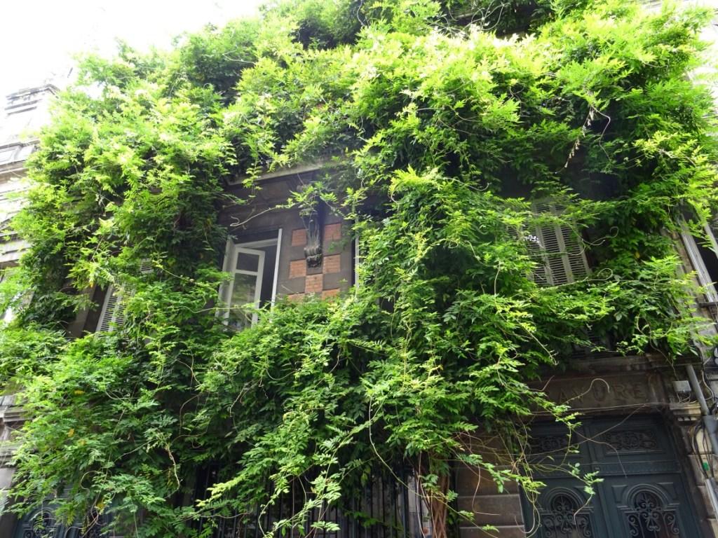 Chartons à Bordeaux facade maison