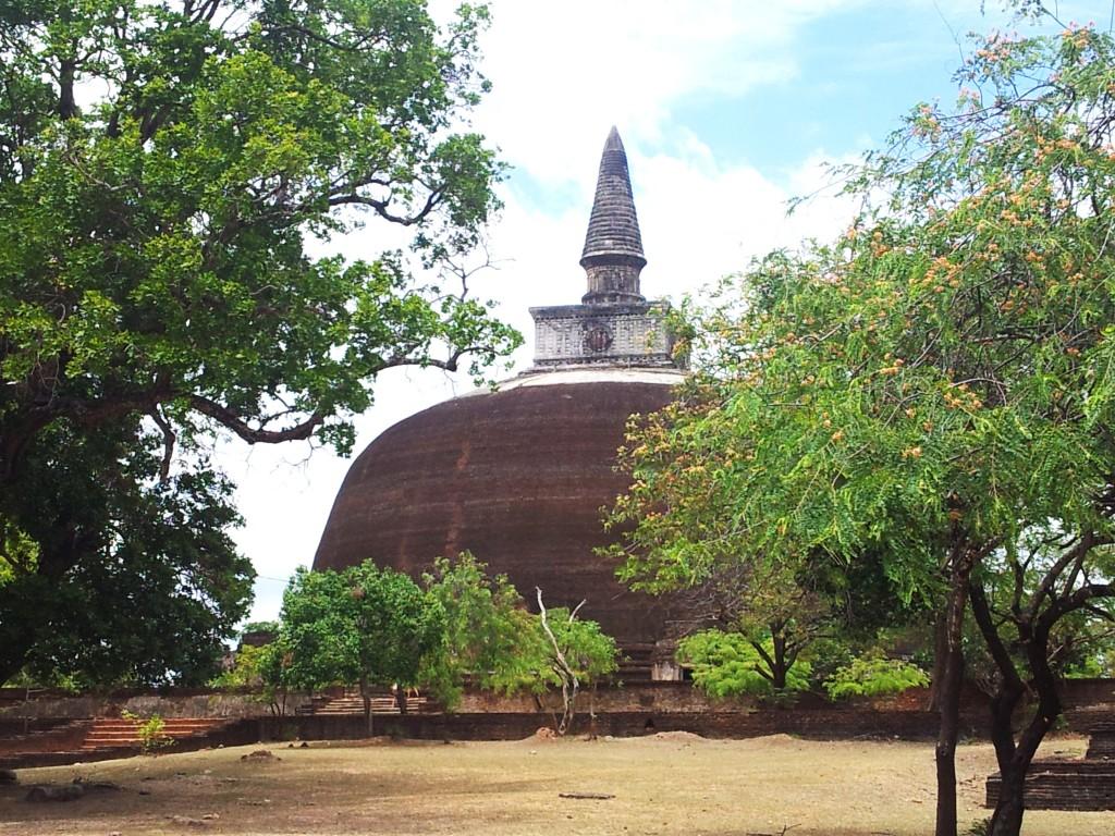 polonnaruwa au sri_lanka