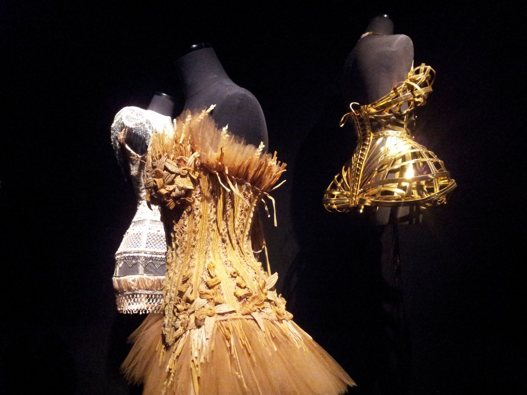 expo jean paul Gaultier Paris