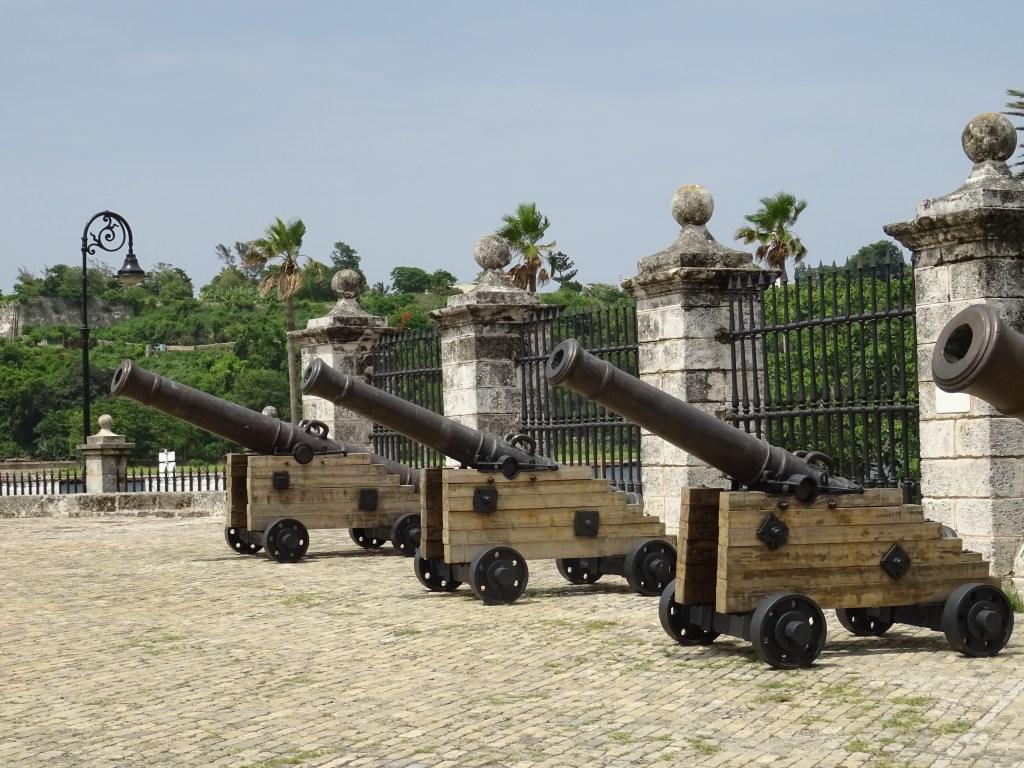 Canon la havane Cuba