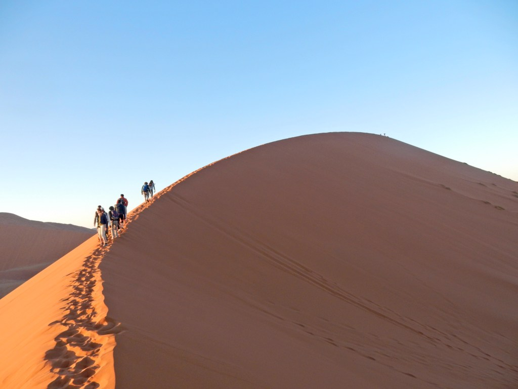Dune 45 en Namibie