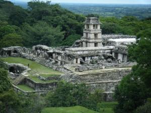 site maya mexique