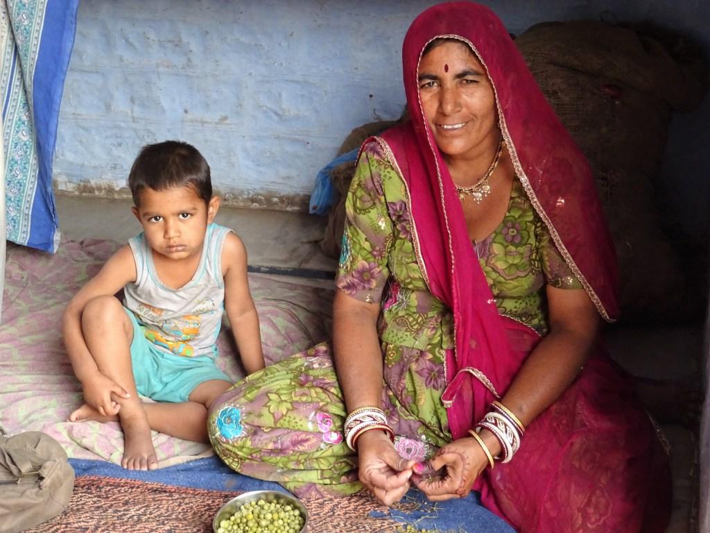 En Inde chez l'habitant