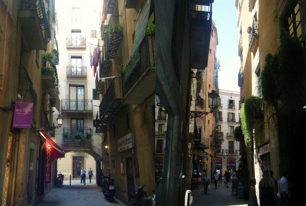 week end à Barcelone