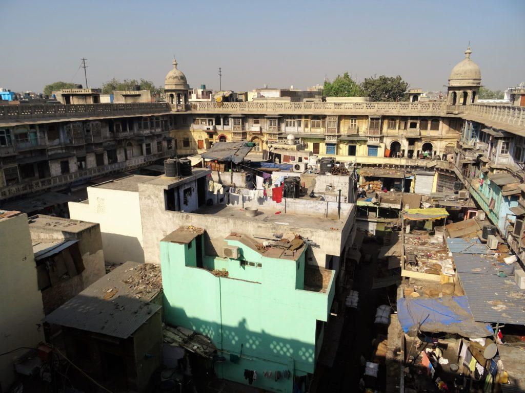 Spice Market a Delhi en Inde