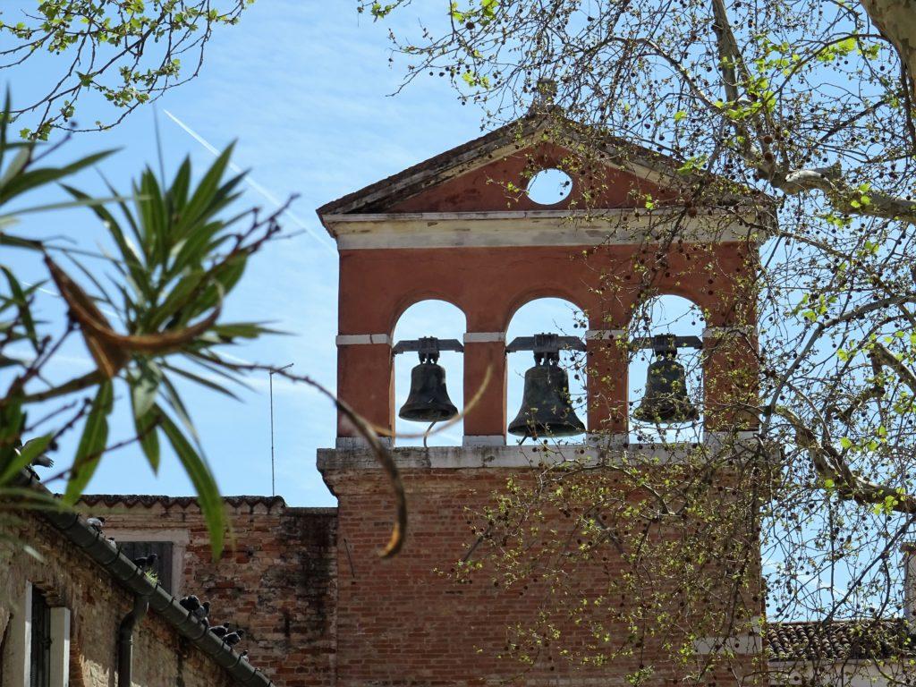 Eglise à Venise en Italie