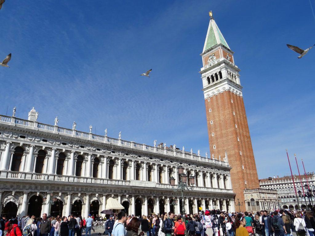 Basilique San Marco à Venise en Italie
