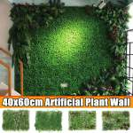 40x60cm Artificial Topiary Hedges Panels Garden Fence Green Wall Backdrop Decor Plants Lazada Ph