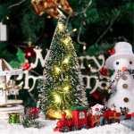 Christmas Decorations Desktop Decoration With Led Lights Mini Christmas Tree Lazada Ph