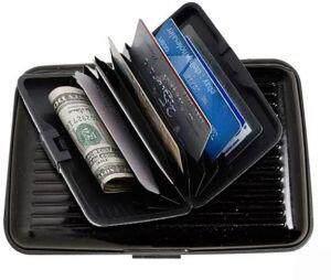 AlumaWallet Indestructible Aluminum Wallet