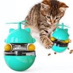 Cat Food Feeders Ball Pet Interactive Toy Tumbler Egg Smarter Cat Dogs Playing Toys Treat Ball Shaking For Dogs Lazada Ph