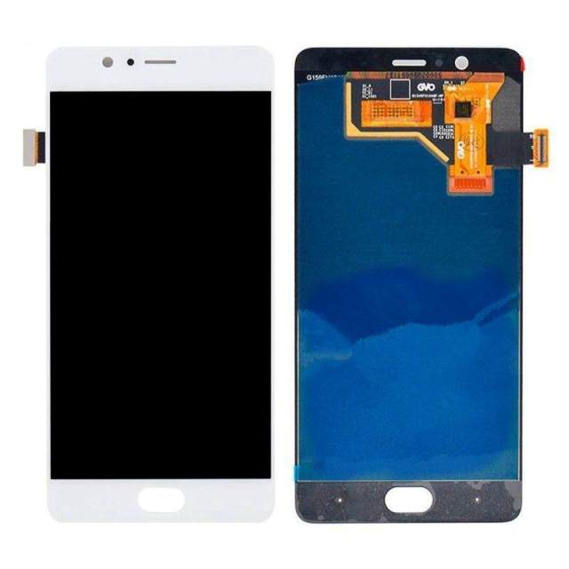 For ZTE Nubia M2 NX551J Touch Screen Digtizer Sensor & LCD Display Panel Screen Assembly With Frame