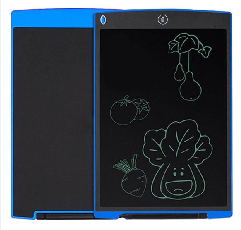 2 Cool 8.5 Inch Anak-anak Digital Fleksibel Elektronik Alas Melukis LCD Papan Gambar Anak-Intl