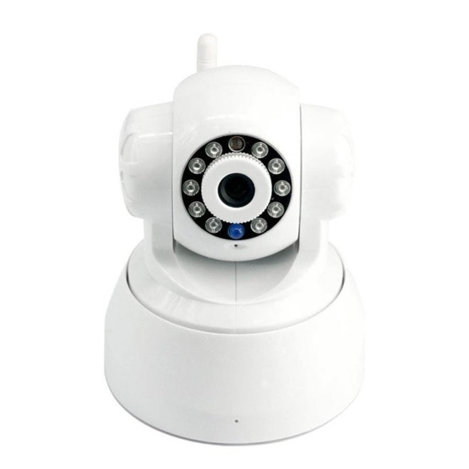 1 Juta Juta Piksel 720 P WIFI IP Kamera P2P Securitynetworkwireless Kamera ZEYUr12074-Internasional