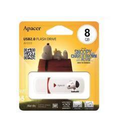 Hasil gambar untuk apacer flash drive snoopy 8gb