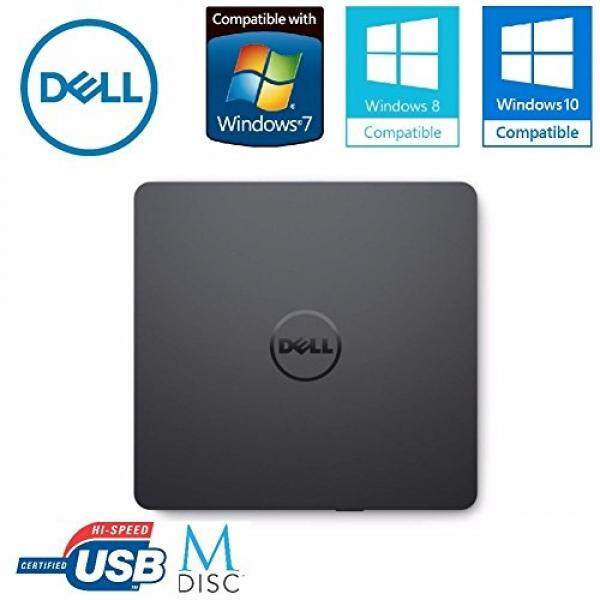 Dell Eksternal USB Sangat Tipis USB DVD +/-RW Optical Drive 429-AAUQ-Intl