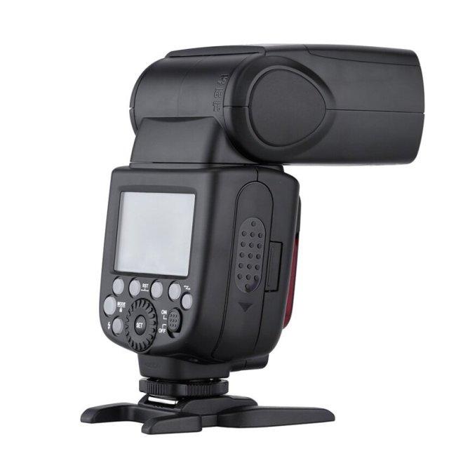 GODOX TT685C E-TTL 2.4G Nirkabel Master Budak Speedlight Flashlightspeedlite untuk Canon EOS 650D 600D 550D 500D 5D Menandai III flashlightspeedlite-Internasional