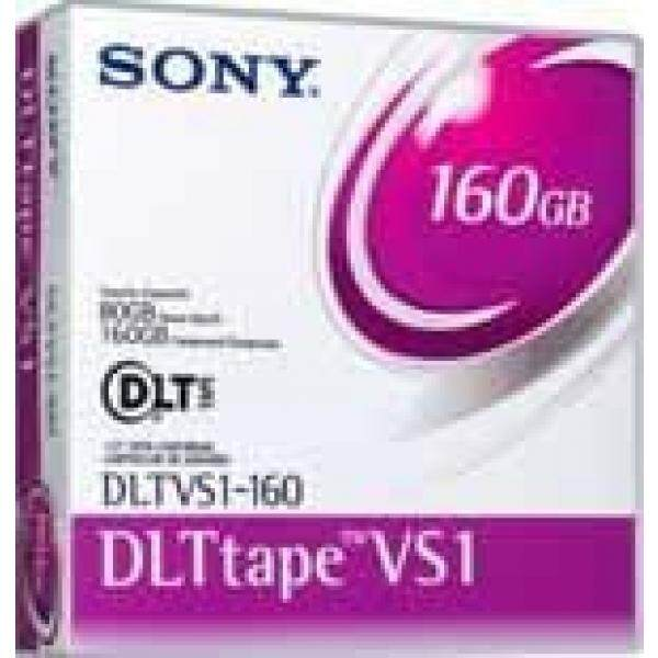 Baru-Dlttape VS1, VS160, 80/160 GB, Sony-DLTVS1160-Internasional