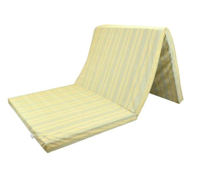 High Density Foam With 5 Year Warranty Single Foldable Mattress Lazada Malaysia