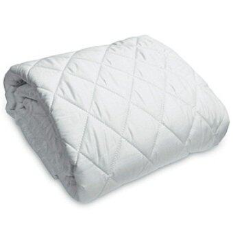 Quilted Mattress Topper Or Protector Free 2 Pillow Cases