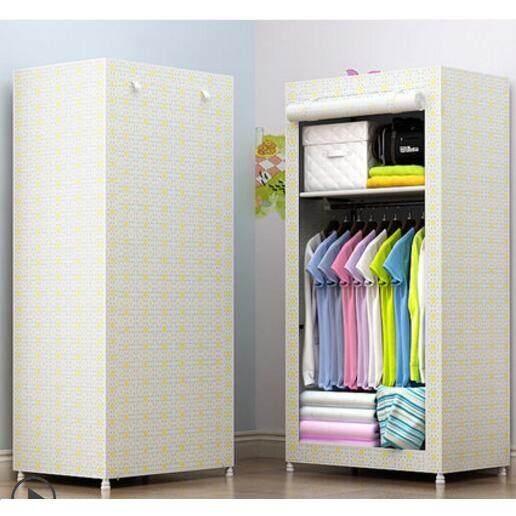 STS Penebalan Cloth Wardrobe-roller Shutters (Dimensi Ruang)-Intl