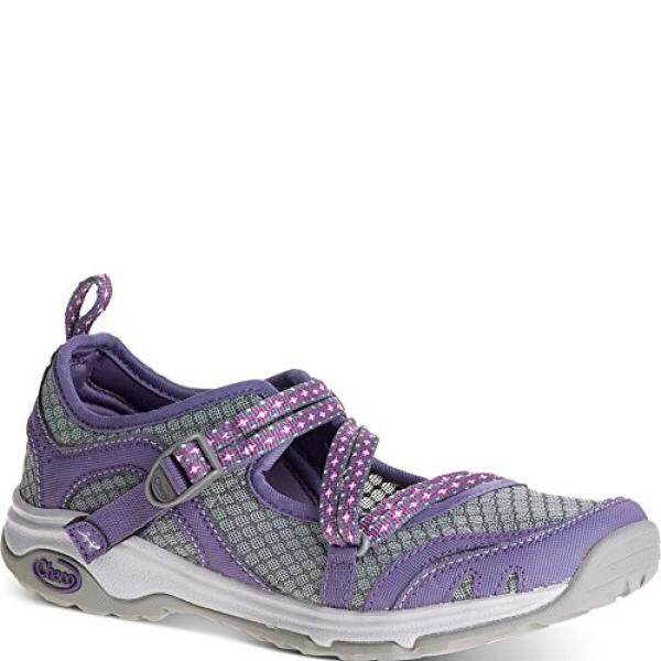 Chaco Outcross EVO MJ Air Shoe-Wanita Quito Prem, 8.5-Internasional