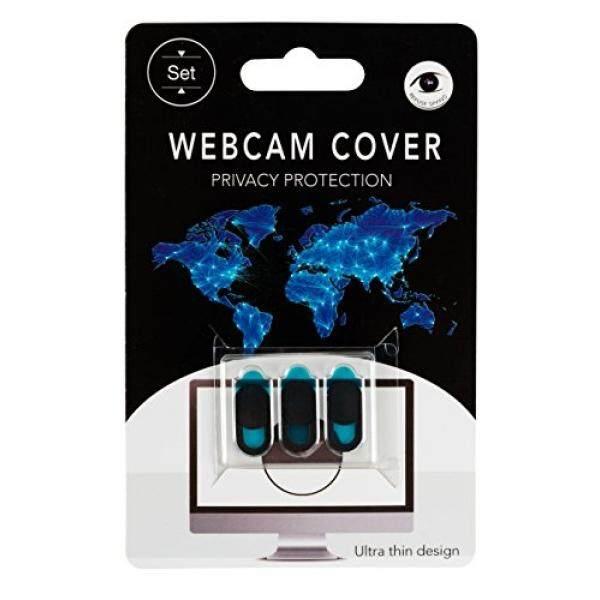 Kamera Web Privacy Sarung Oleh Techprivacy (3 Pack)-Ultra Ramping Kamera Web Sarung Selop, Cocok untuk iPad, LAPTOP, Macbook, Macbook Pro, iMac, Mac, Dell, Lenovo, Ponsel dan Banyak Lagi, melindungi Privasi Anda-Internasional