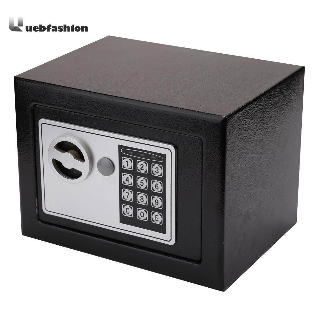 Uebfashion Rumah Password Elektronik Mini Brankas-Internasional
