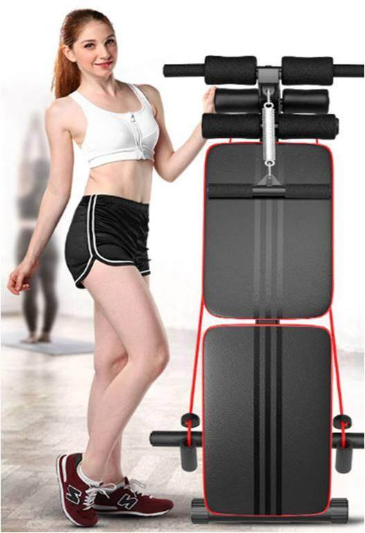 Dds Gym Foldable Advanced Multi Function Fitness Gym Sit