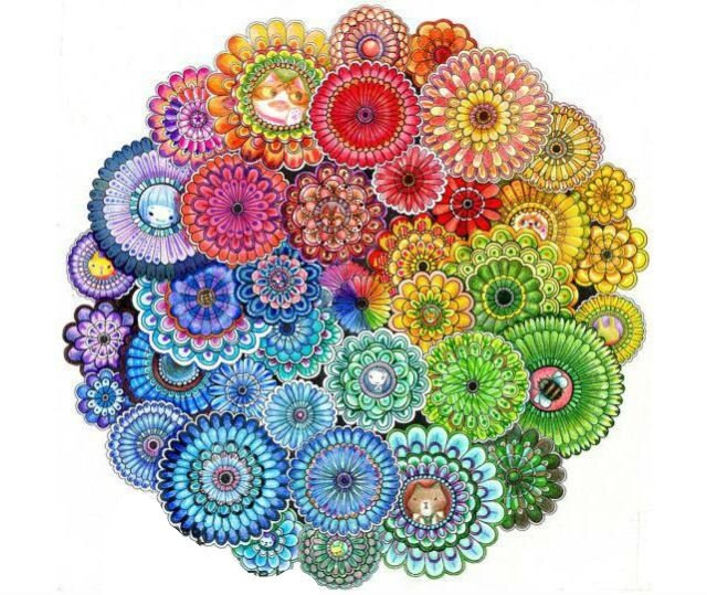 Image Result For Secret Garden Coloring Book
