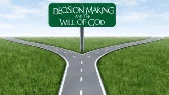 Decisions….