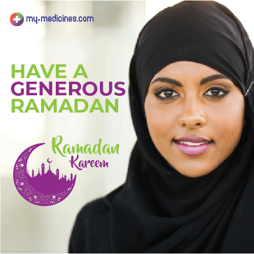 STAY IN TIP TOP SHAPE THIS RAMADAN | MY-MEDICINES