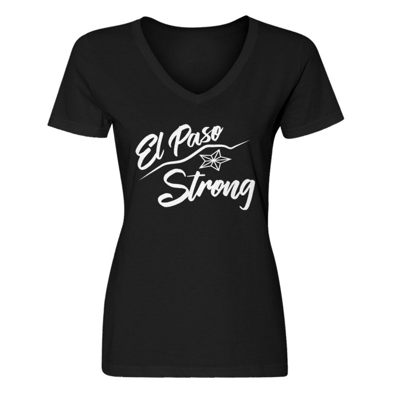 Womens Vneck T-shirt