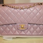 Chanel Handbag #7 – Summer Pink Lambskin
