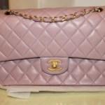 Chanel Handbag #7 – Summer Pink Lambskin