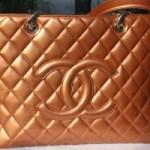 Chanel Handbag #9 – Bronze Patent GST
