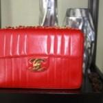 Chanel Handbag #12 – Red Lambskin