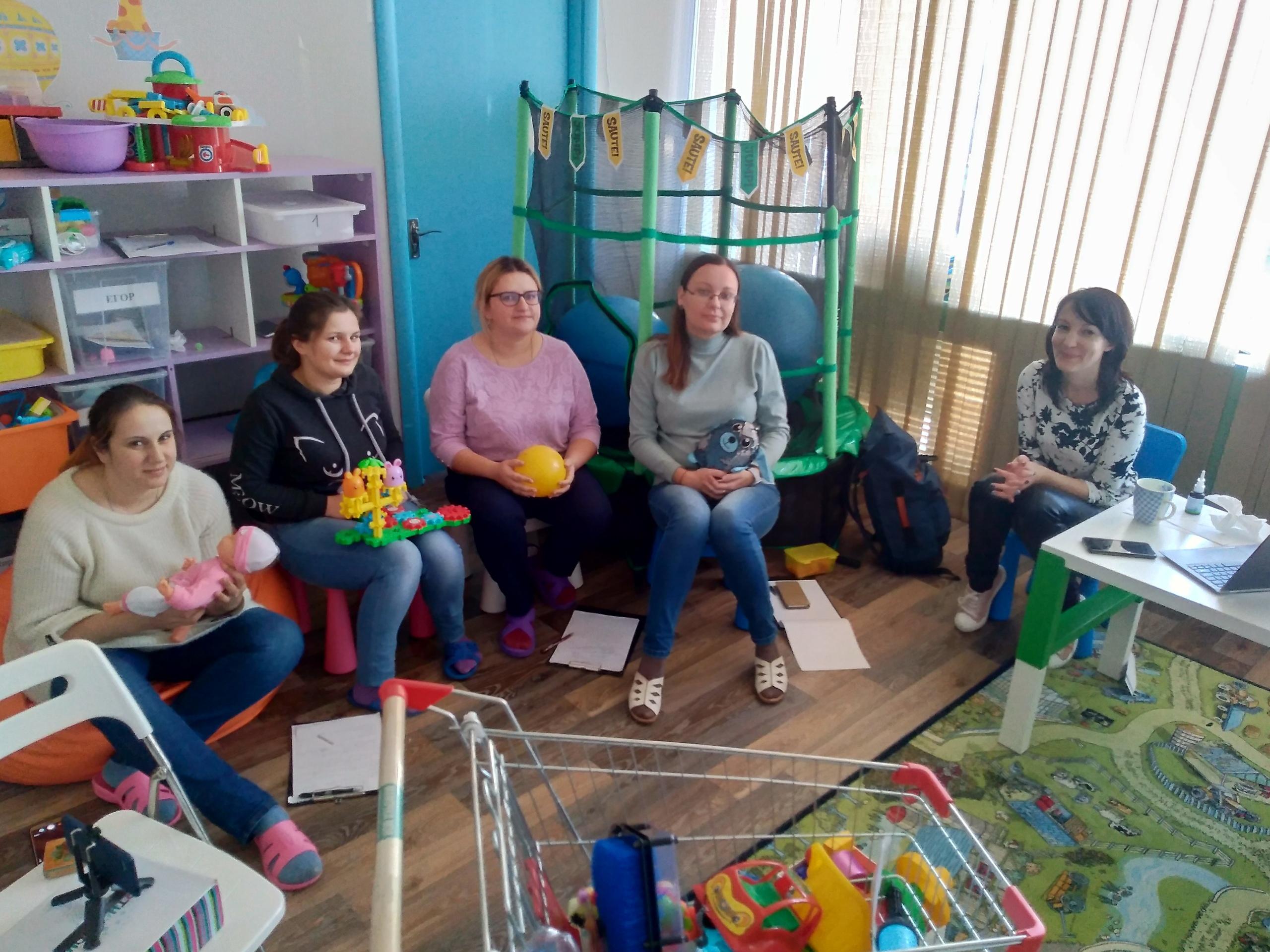 Тренинг по развитию мотивационной сферы у детей с РАС