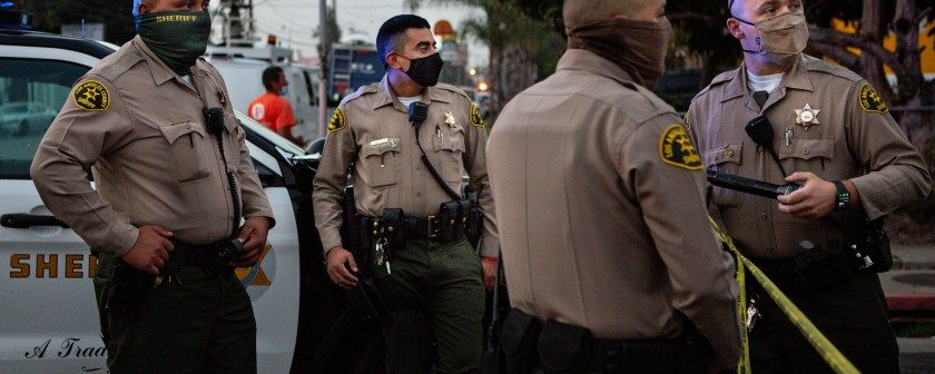 More than 10% of Los Angeles County Sheriff's Department personnel in coronavirus quarantine