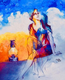 abstract-figurative-art-in-the-night-sajida-hussain 2