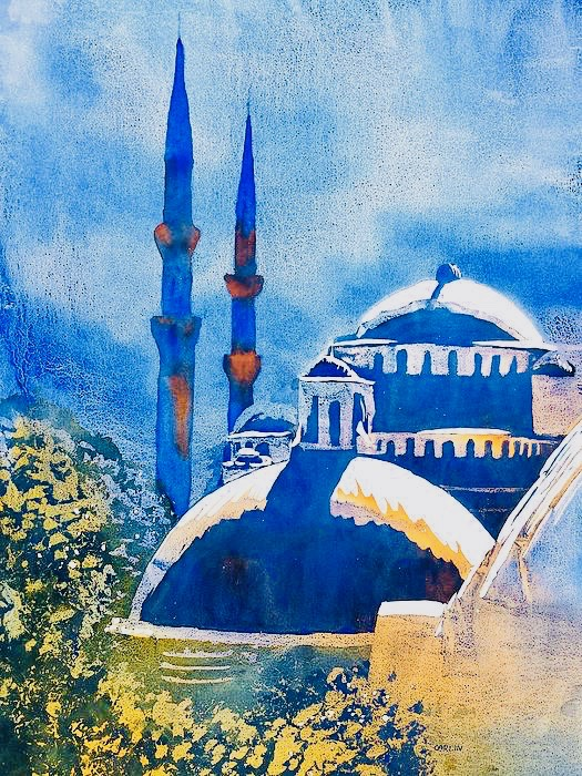 blue-mosque-in-blues-carlin-blahnik
