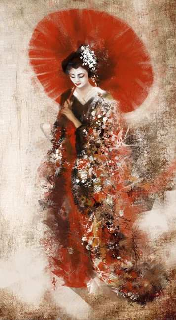 geisha-painting-awesome-at-this-point-in-japanese-photographic-history-only-about-of-geisha-painting