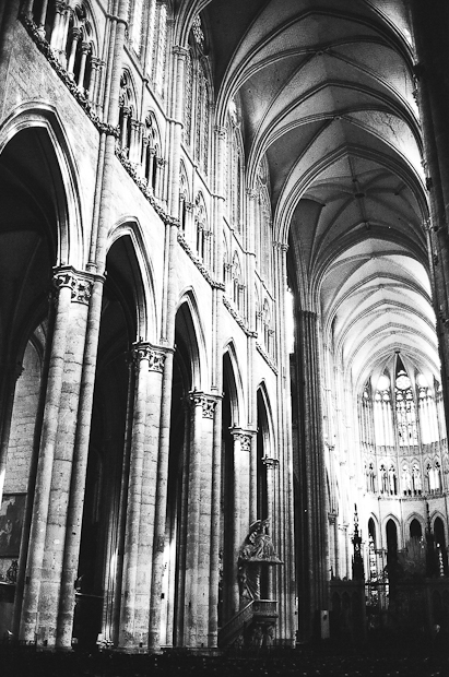 Amiens-Cathedral-Gothic