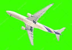 depositphotos_102262192-stock-photo-air-plane-on-green-background