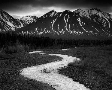 Quill Creek, Haines Junction - © Olivier Du Tré
