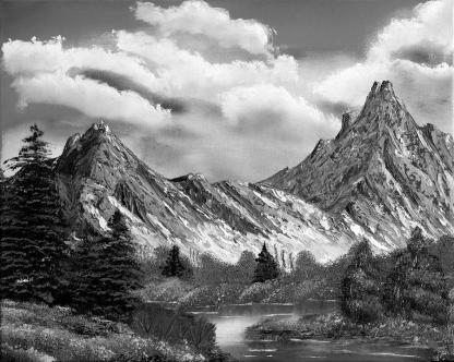 rocky-mountain-tranquil-escape-in-black-and-white-claude-beaulac